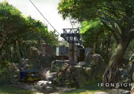 Ironsight – back to the (c)ore